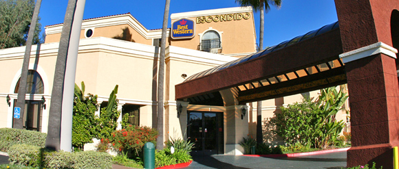 About Best Western Escondido Hotel